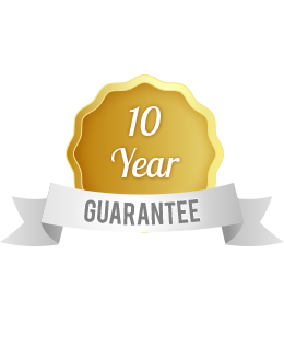 10 year guarantee block paving